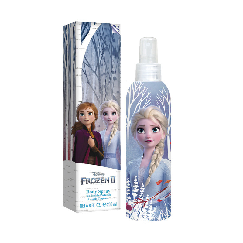 FROZEN II Body Spray Eau De Toilette 200ml