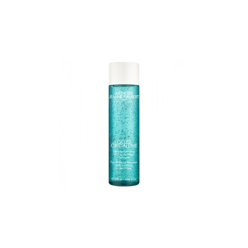 Gelée Cristalline Eye Make-Up Remover with Soothing Linden Water 200ml