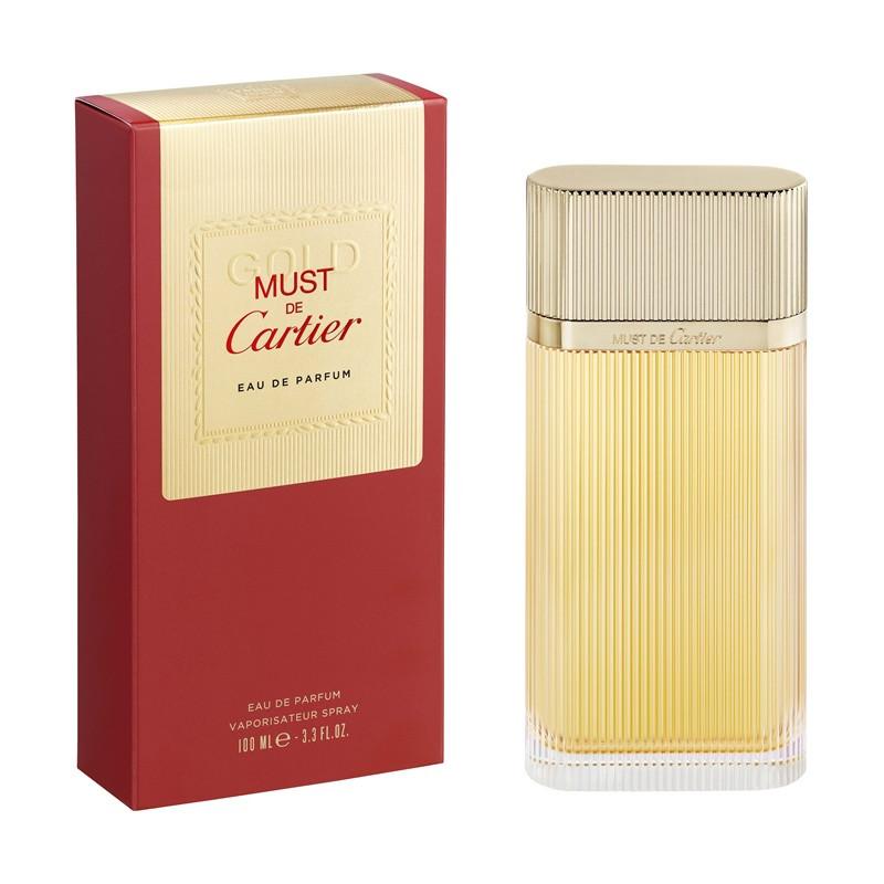 MUST Eau De Parfum Gold 100ml