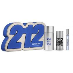 212 MEN Estuche Eau de...