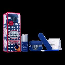 Gel Manicure Kit Midnight Blueberry