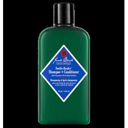 Double-Header Shampoo + Conditioner 473ml