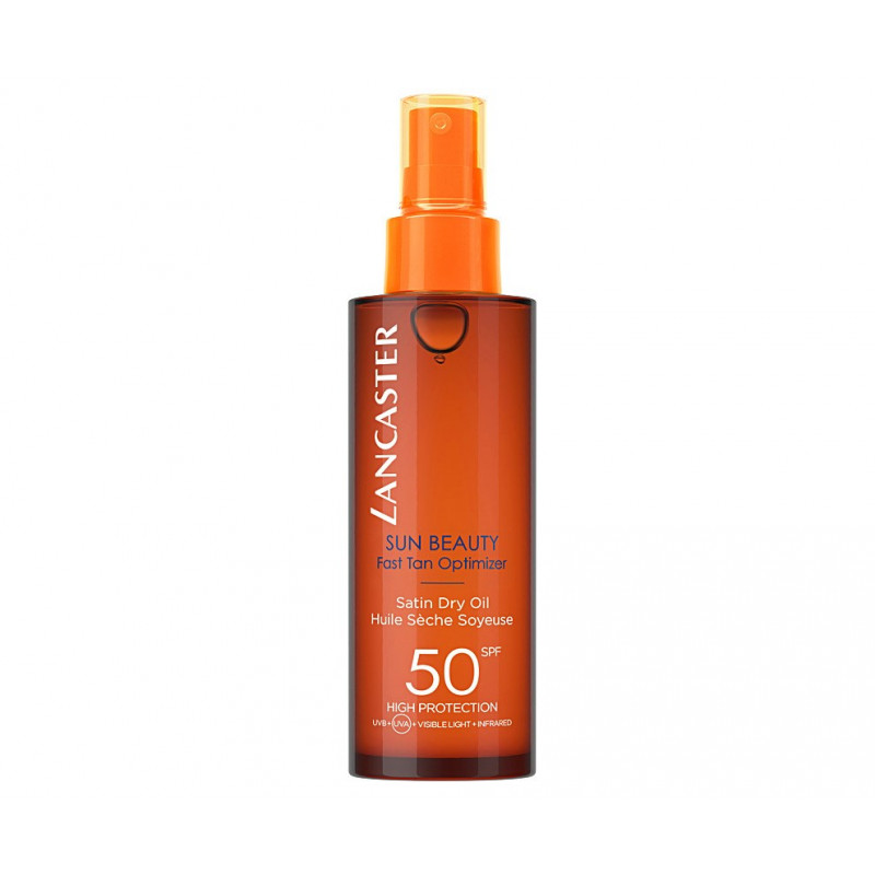 Sun Beauty Satin Dry Oil SPF50 150ml
