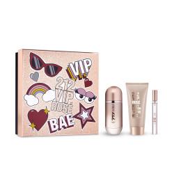 212 VIP Rosé Estuche Eau de Parfum 80ml + BL 100ml + Miniatura 10ml