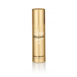 LADY MILLION Déo.Vapo.150ml