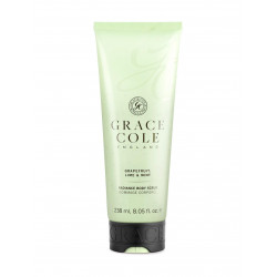 Grapefruit, Lime & Mint Radiance Body Scrub 238ml