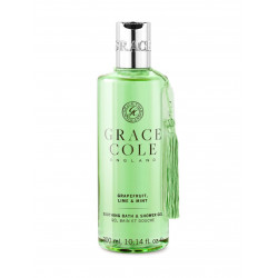 Grapefruit, Lime & Mint Soothing Bath & Shower Gel 300ml