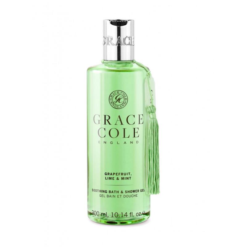 Grapefruit, Lime & Mint Soothing Bath & Shower Gel 300ml