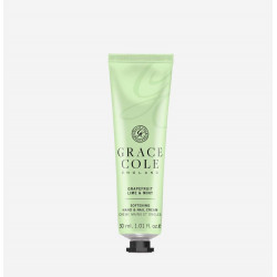 Grapefruit, Lime & Mint Softening Hand & Nail Cream 30ml
