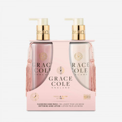 Estuche Vanilla Blush & Peony Hand Care 300ml
