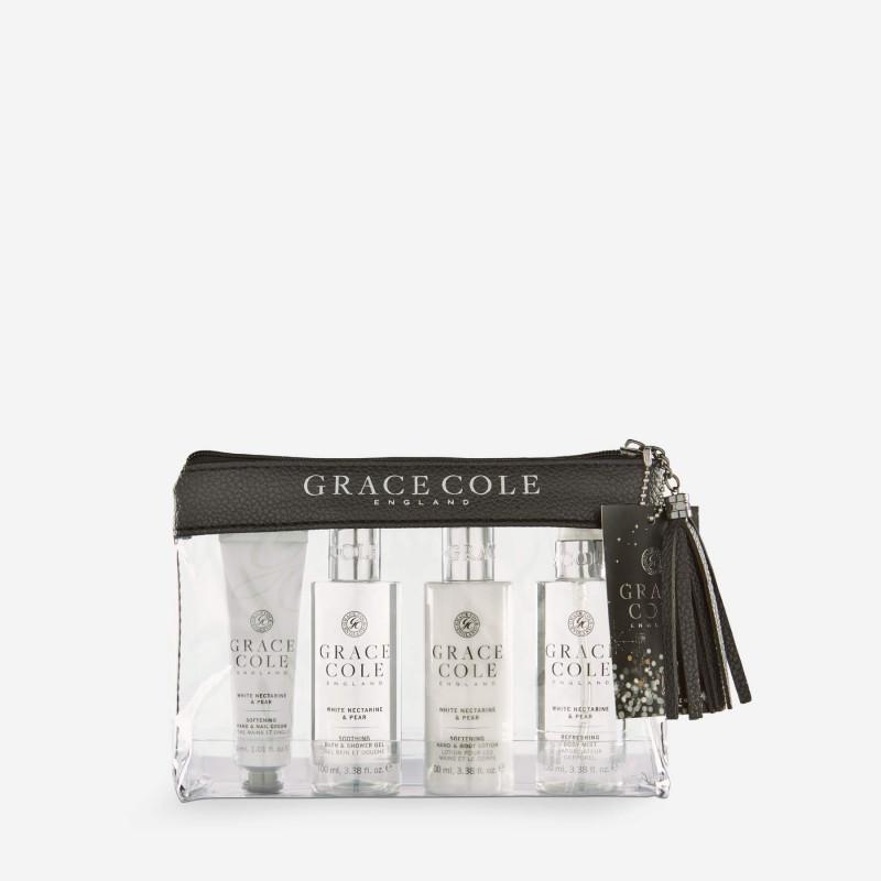Estuche White Nectarine & Pear Luxury Travel