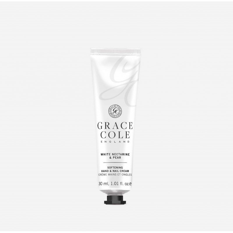 White Nectarine & Pear Softening Hand & Nail Cream 30ml