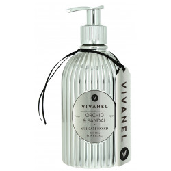 Vivanel Orchid & Sandalwood Cream Soap 350ml