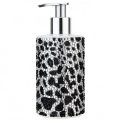 Tiger in Silver Soap Dispenser 250ml