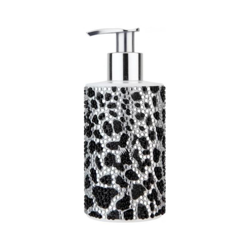 Tiger in Silver Soap Dispenser 250ml