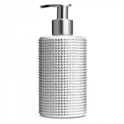 White Diamonds Soap Dispenser 250ml