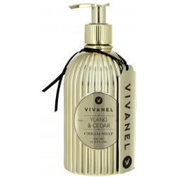 Vivanel Ylang & Cedar Cream Soap 350ml