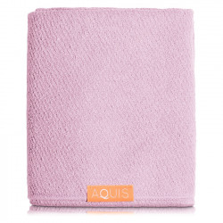 Lisse Luxe Long Hair Towel Desert Rose