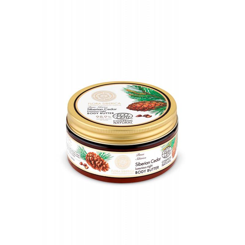 Flora Siberian Cedar Body Butter 300ml