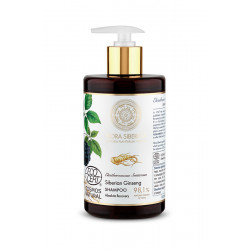 Flora Siberian Ginseng Shampoo 480ml