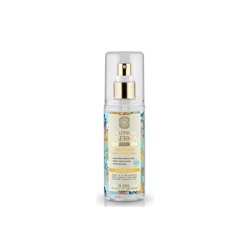 Oblepikha Hair Styling Spray 125ml