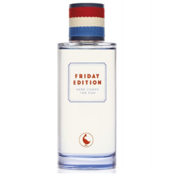 FRIDAY EDITION Eau De Toilette 125ml