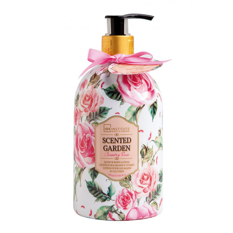 Country Rose Hand & Body Lotion 500ml