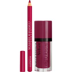Pack Rouge Edition Velvet + Lèvres Contour Edition 14