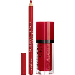 Pack Rouge Edition Velvet + Lèvres Contour Edition 15