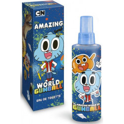 El Maravilloso Mundo De Gumball Eau De Toilette 200ml