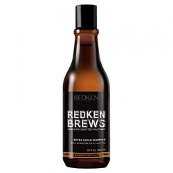 Redken Brews Extra Clean Shampoo 300ml