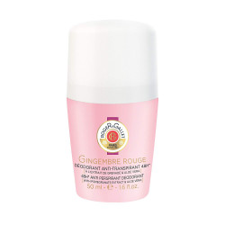 Gingembre Rouge Déodorant Anti-Transpirant 50ml