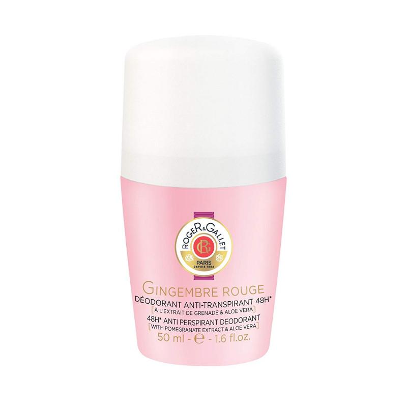 Gingembre Rouge Déodorant Anti-Transpirant 50ml