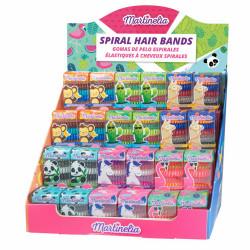 Spiral Hair Bands