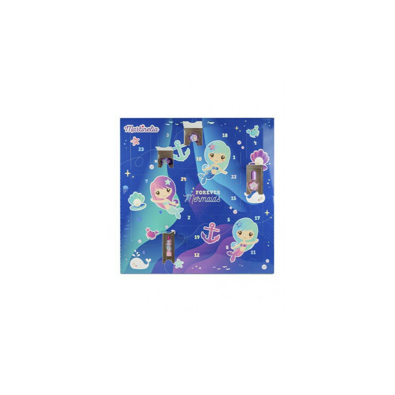 Mermaid Advent Calendar