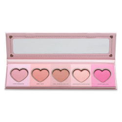 Heart Blush Palette
