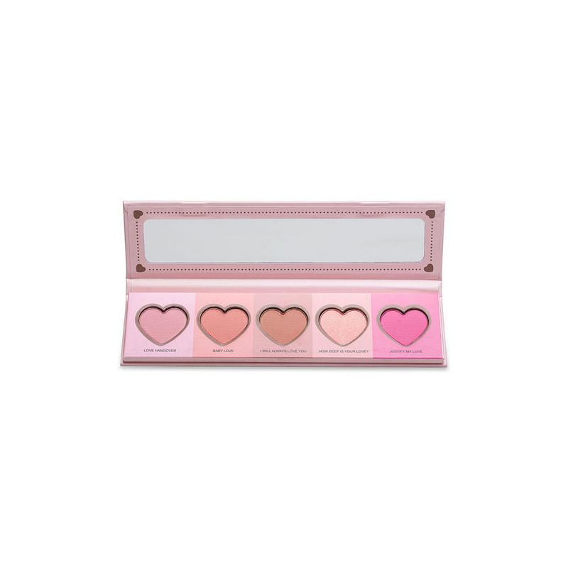 Heart Blush Palette