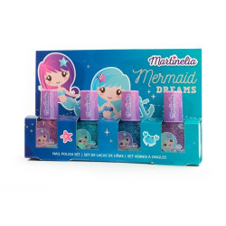 Mermaid Nail Polish Set