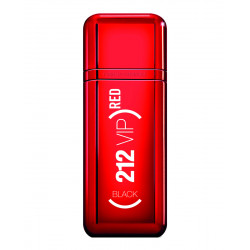 212 VIP Black Eau De Parfum 100ml Ed.Limitada Red