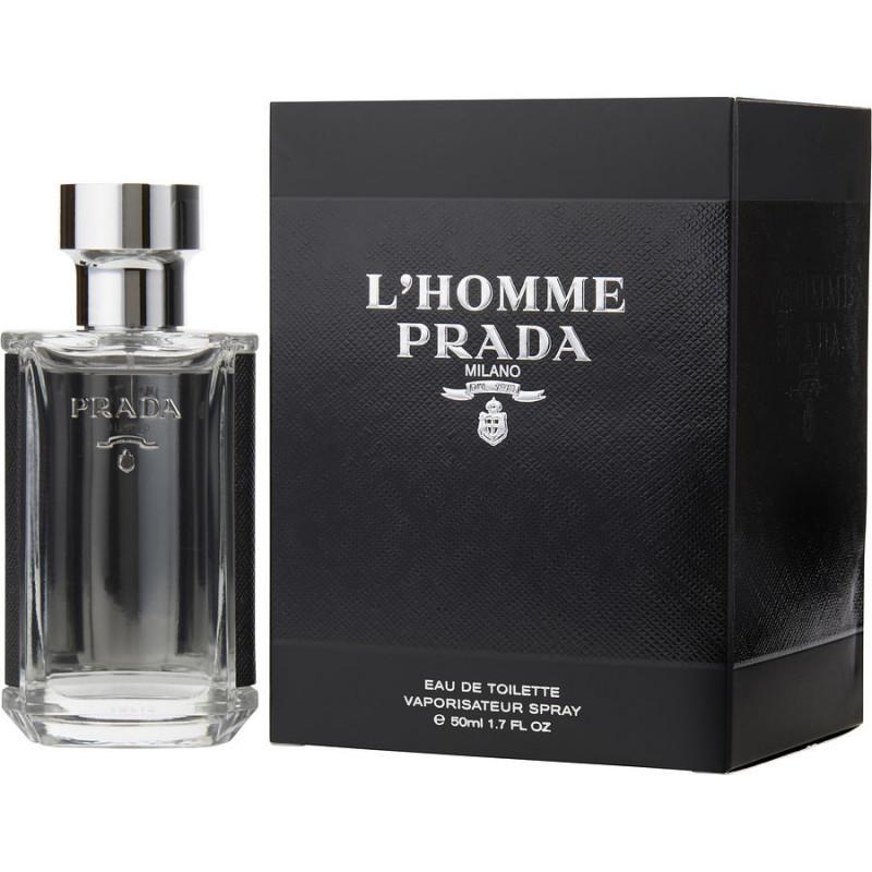 Comprar L'HOMME PRADA EDT Vapo 50ML | Perfumería VIP