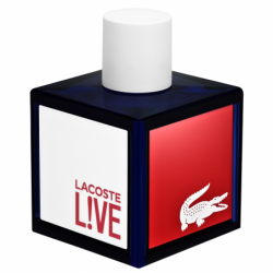 LACOSTE LIVE MALE EDT V100ml