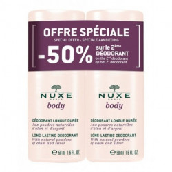 BODY DESODORANT DUO 2 UNI -50%