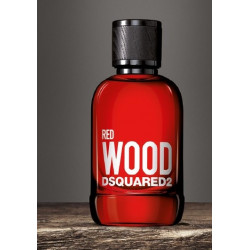 Wood Dsquared2 Red  EDT...