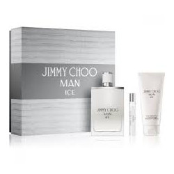 Jimmy Choo  MAN ICE Estuche .(EDT 100+ ASB 100)