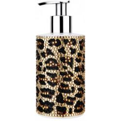 Leopard in Silver Soap...