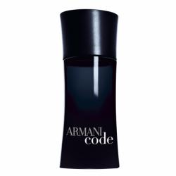Armani Code Eau De Toilette 125ml
