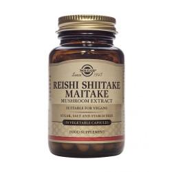REISHI SHIITAKE MAITAKE...