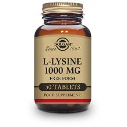 L-LISINA 1000 mg Comprimidos