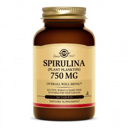 ESPIRULINA 750MG (PLACTON)...