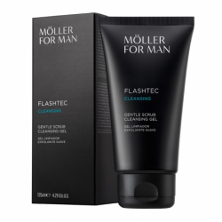 HOMME Scrub Cleansing Gel 125ml